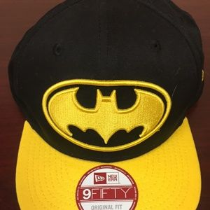 9FIFTY ORIGINAL FIT, SNAPBACK, BATMAN